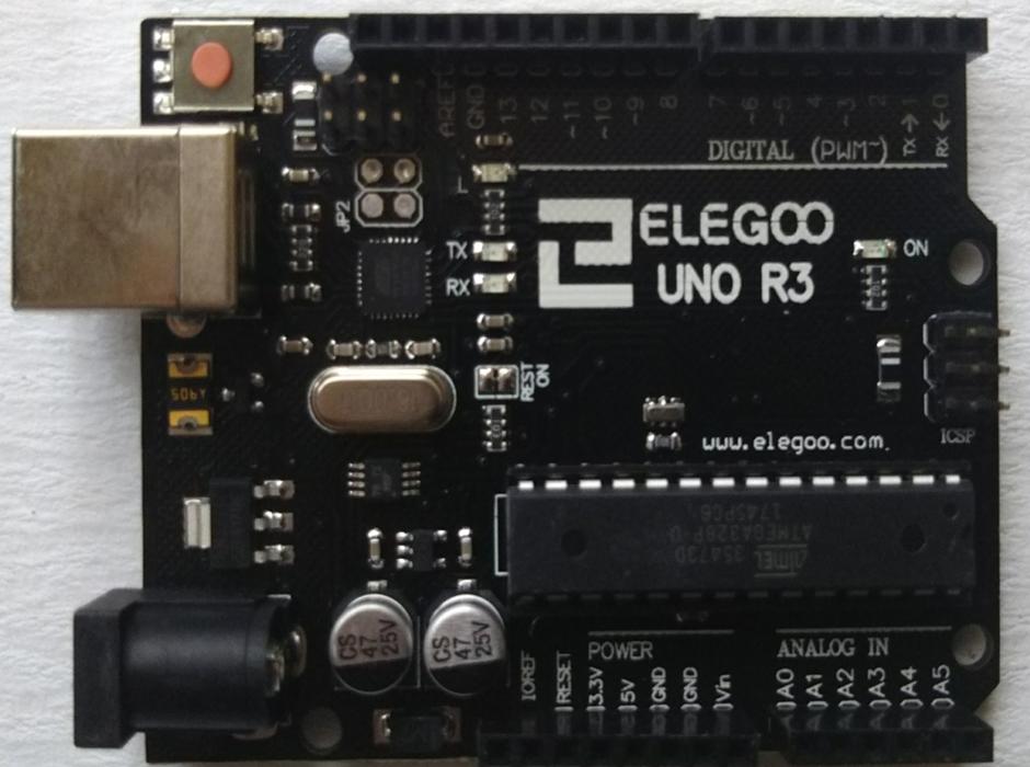 Arduino(アルデュイーノ) とOLED液晶ディスプレイを繋ぐ