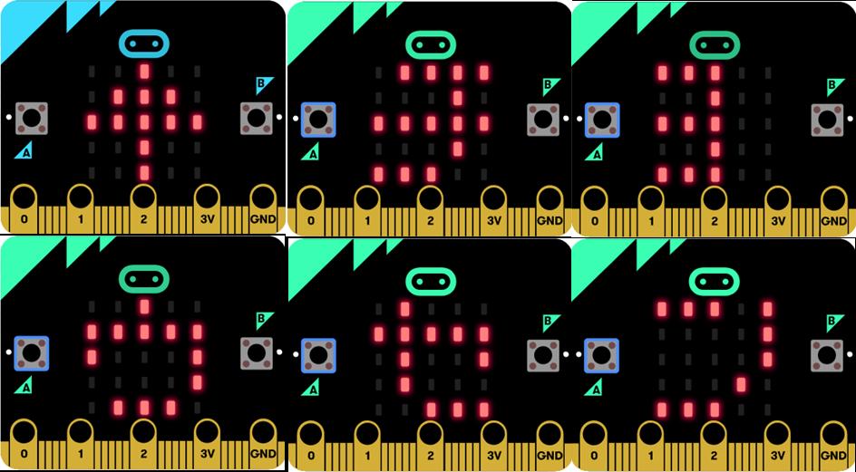 Micro:bit(マイクロビット)で学ぶ 6